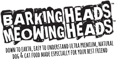 Barking Heads, Meowing Heads logo